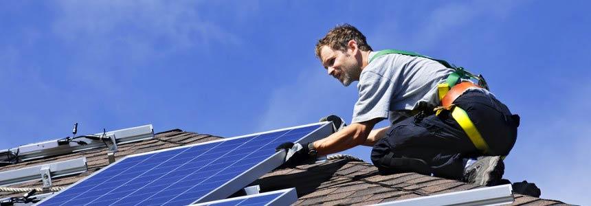 Boom dei pannelli fotovoltaici