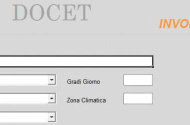 Tutti i dettagli del nuovo software Docet Enea