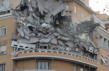"""Crollo del Palazzo a Roma. Confedertecnica: """"Basta Improvvisazioni da parte degli addetti ai lavori"""""""