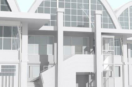 Una progettazione strutturale sismoresistente per la riqualificazione del Mercato Coperto di Novara