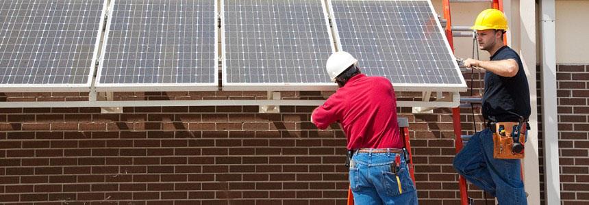 energia fotovoltaica registrato il primo calo dal 2009