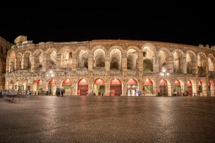 Come partecipare al concorso internazionale di idee per la copertura dell'Arena di Verona