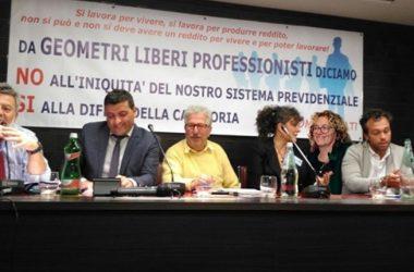 Preoccupazione per l'incertezza del futuro dei Geometri Italiani! Il resoconto della due giorni romana di Geomobilitati