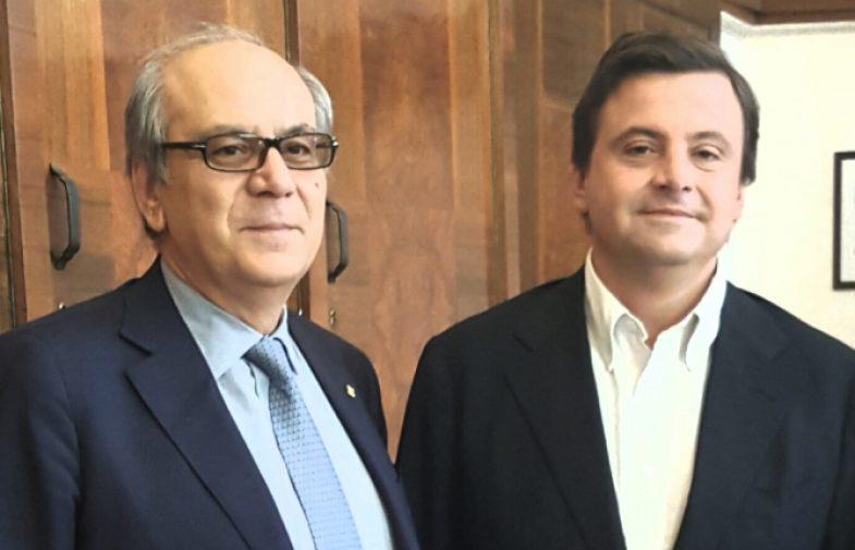 """Zambrano: """"Dal Ministro Calenda apertura totale verso gli ingegneri italiani"""""""