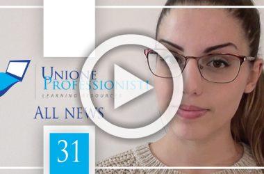 All News #31 – Il futuro dei Geometri, Lavori su edifici vincolati e No alla riforma del catasto