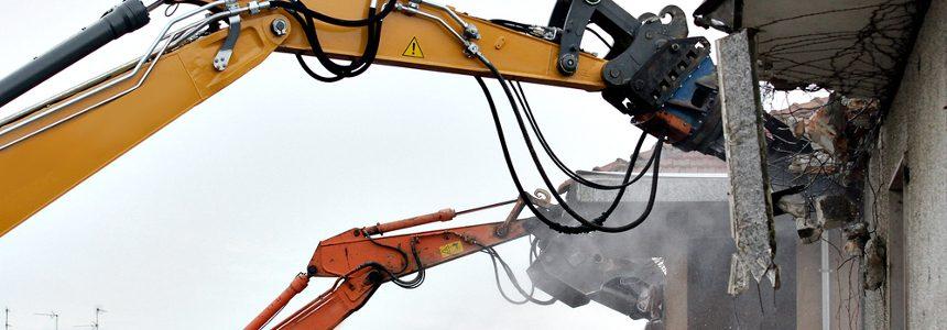 Demolizioni edili e opere di puntellamento: come, dove e quando farle?
