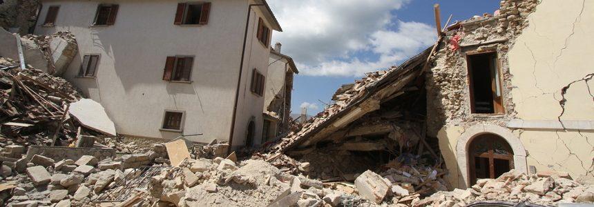Verifiche FAST: sono 179 le squadre di tecnici abilitati nelle aree del sisma