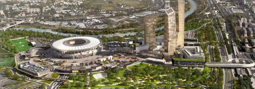 Progetto stadio Roma: evitare un disastro ambientale e urbanistico