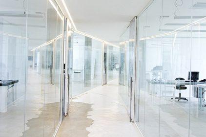 Architettura della luce: un esempio concreto di uso della luce