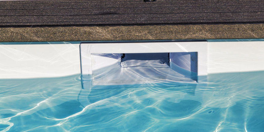 Come costruire una piscina skimmer