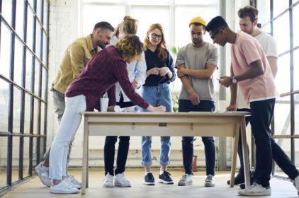 Occupazione per il 47 per cento dei geometri diplomati presso gli istituti tecnici