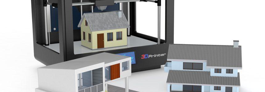 Una casa stampata in 3D in Piazza Beccaria a MIlano
