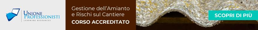 Corso sulla Gestione del Rischio Amianto in Cantiere