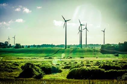 Energie rinnovabili, ricadute economiche in aumento