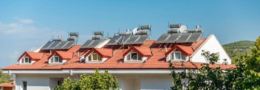 Solare termico dinamiche di un mercato