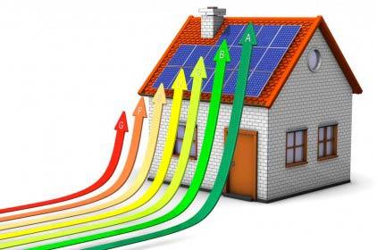 Le caratteristiche delle case in classe energetica A