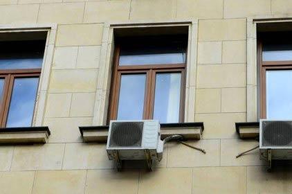Obbligo Scia per installare un condizionatore esterno