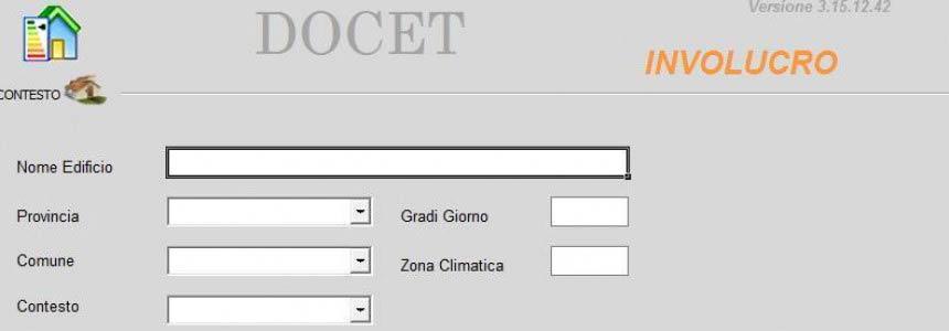 Il nuovo software Docet Enea