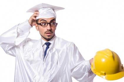 Nonostante la crisi aumentano i laureati in ingegneria, ma calano gli ingegneri civili