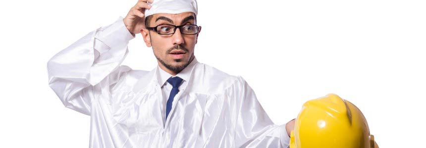 Aumentano i laureati in ingegneria ma …