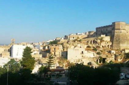 Il restauro architettonico del Castello di Massafra: lo studio del Politecnico di Bari