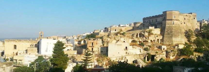 Restauro architettonico del Castello di Massafra