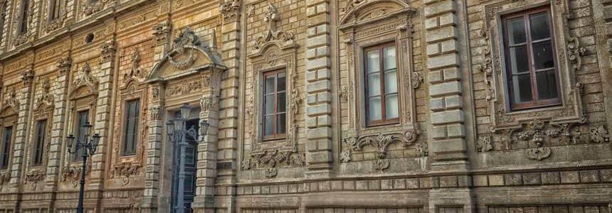 Competenza professionale architetti esclusiva su edifici vincolati