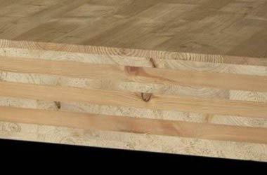 Il sistema costruttivo con pannelli in legno X-lam di Rasom Wood Technology