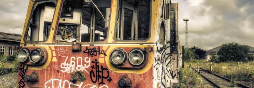 La riqualificazione urbana delle ex linee ferroviarie dismesse …