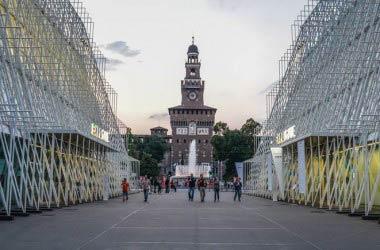 Un concorso internazionale per la riqualificazione urbana di Piazza Castello a Milano