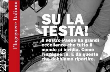 L'Ingegnere Italiano: le parole del Direttore Editoriale Fabio Bonfà
