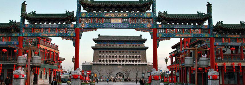 Prospettive di lavoro per architetti in Cina