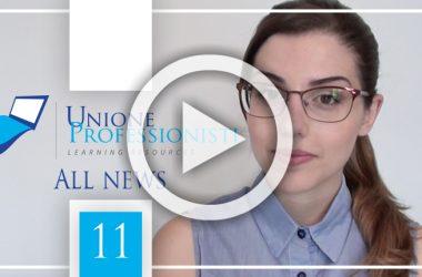 All News #11 – Strategie social Edilizia, Agevolazioni fiscali casa e Due diligence immobiliare