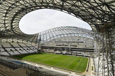 BIM Building Information Modeling e Tekla Structures nelle fondamenta di tre stadi francesi