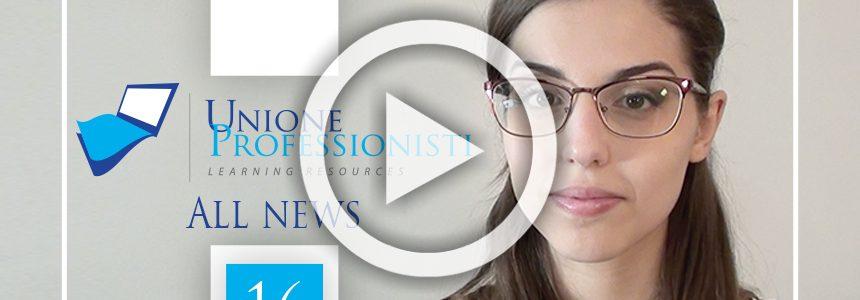 Unione Professionisti All news #16- formazione professionale, BIM