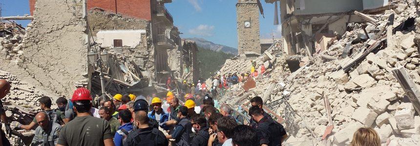 L'Italia crolla e non si rispettano le norme antisismiche