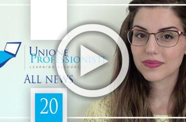 All News #20- Lavori normativi BIM, Prestazioni energetiche e Classificazione sistemi radianti