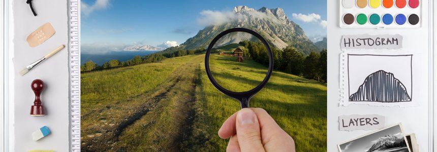 Le presentazioni e le caratteristiche tecniche del Software Photoshop