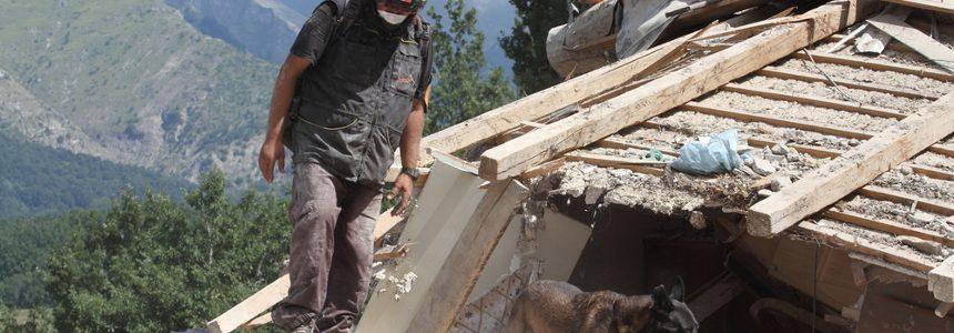 Il decreto terremoto pubblicato sulla Gazzetta ufficiale