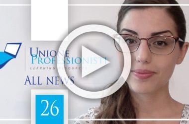 All News #26 – BIM, Norme tecniche Costruzioni e Riforma professione di Geometra