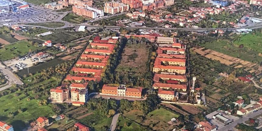 Concorso Di Idee Architettura Ex Caserma Lupi Di Toscana