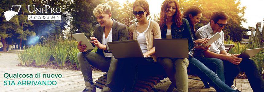 Unipro Accademy: la formazione professionale alla portata di tutti