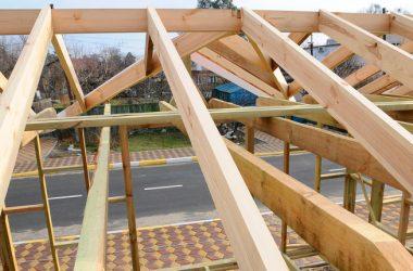 Costruire con il legno nell'emergenza post-sisma