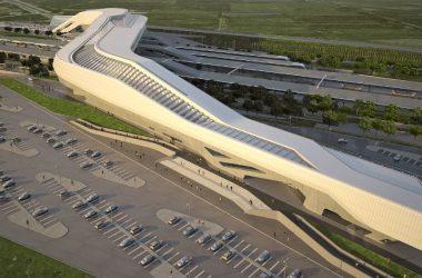 Oggi ad Afragola si inaugura la stazione alta velocità firmata dalla grande archistar Zaha Hadid