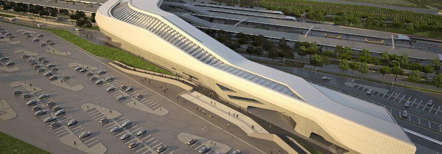 Inaugurata la stazione alta velocità di Afragola progettata da Zaha Hadid