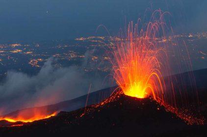 Il gas Radon: un nuovo pericolo dalle faglie dell'Etna