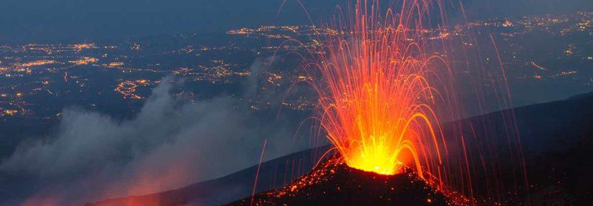 Gas Radon dalle faglie dell'Etna: un pericolo da monitorare