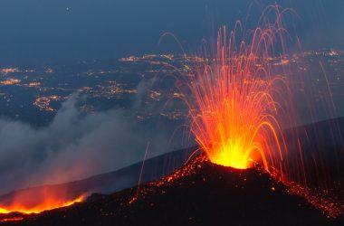 Il gas Radon funziona come tracciante dell'attività eruttiva dell'Etna