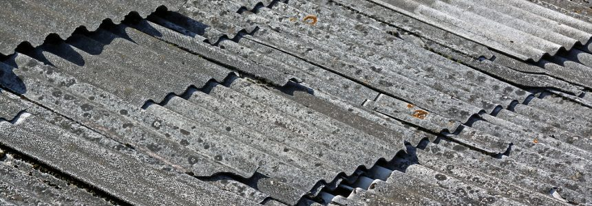 Interventi di bonifica amianto su beni e strutture produttive