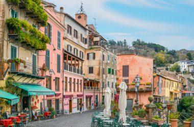 Lazio, via libera alle ristrutturazioni edilizie nei centri storici